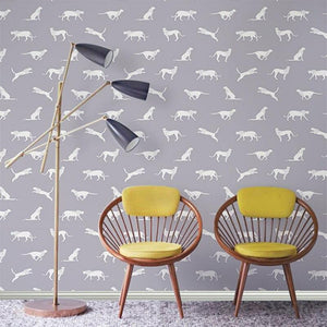 yellow-red-blue-grey-animal-pattern-wallpaper-for-kids-room-vinyl-bedroom-children-room-wall-paper-background-papier-peint