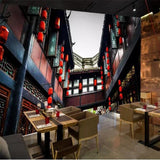 custom-photo-wallpaper-mural-chinese-style-vintage-architecture-wallcovering-for-restaurant