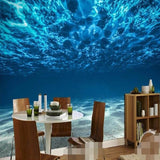 custom-3d-mural-wallpaper-papier-peint-ceiling-mural-interior-bedroom-dining-room-living-room-photo-wall-decoration-ocean-sea-scenery