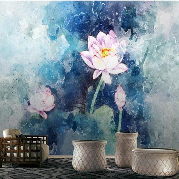 wall-murals-vinyl-wallpaper-chinese-ink-abstract-light-lotus-background-wall-decoration-mural-3d-wallpaper-for-walls