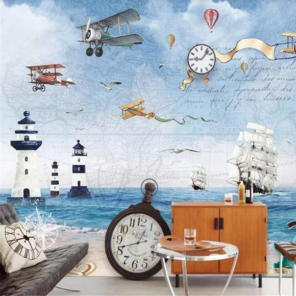 wallpaper-for-kids-room-custom-large-aircraft-sailing-sea-3d-photo-wallpaper-wall-mural-background-wall-wallpaper-3d