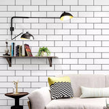 black-and-white-geometry-wallpaper-wallcovering-classic-minimalist-wall-covering-nordic-style-wallpaper-paiper-peint