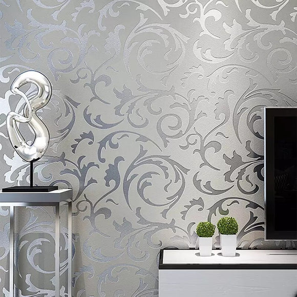 Luxury Embossed Wallpaper (5.3 ㎡)