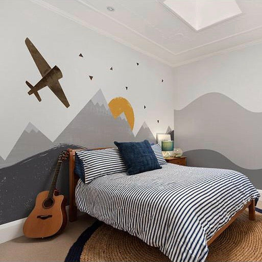 painted-vintage-airplane-3d-cartoon-wallpaper-3d-wall-photo-murals-for-kids-baby-room-large-papel-mural-3d-wall-mural-papier-paint-nursery-decor