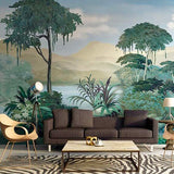 papier-peint-mural-background-wallpapers-abstract-woods-wallpaper-3d-hand-painted-lake-wall-paper-bedroom-living-room-decor