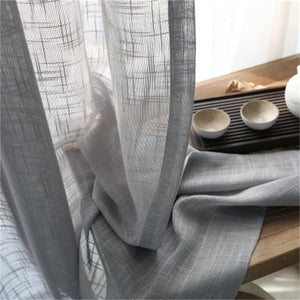 customized-thick-cross-gray-cotton-linen-tulle-curtain-finished-pure-curtain-fabric-bedroom-living-room-floor-window