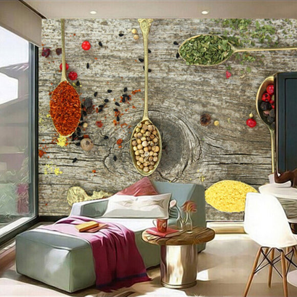 custom-3d-mural-wallpaper-spices-spoon-food-wallpapers-restaurant-kitchen-coffee-shop-background-wallpaper-papel-de-parede-3d