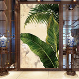 custom-photo-wall-paper-tropical-palm-banana-leaves-modern-living-room-aisle-entrance-wall-mural-wallpaper-papel-de-parede-3d