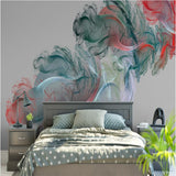 Custom HD Wallpaper Mural TV Backdrop Wallcovering (㎡)