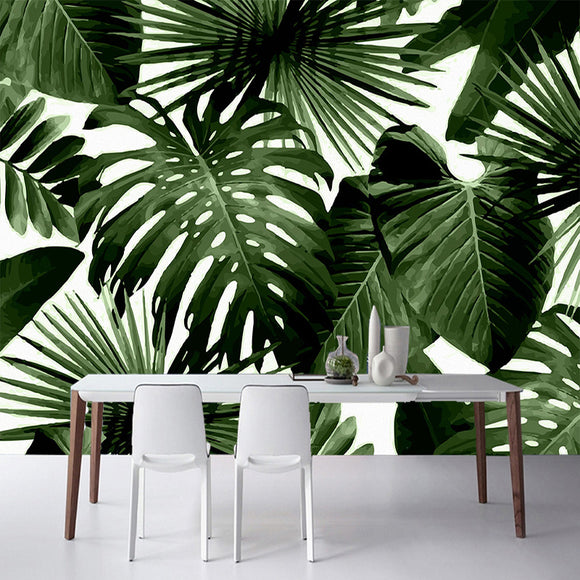 tropical-rain-forest-banana-leaves-photo-wallpaper-custom-wall-painting-living-room-sofa-bedroom-background-wall-decor-3d-murals