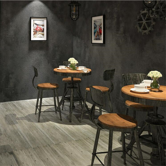 papel-de-parede-retro-plain-gray-white-cement-background-wall-paper-living-room-restaurant-clothing-store-wallpaper