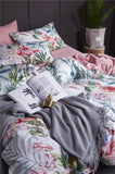 Luxury Egyptian Cotton Bohemia Duvet Cover Set Tropical