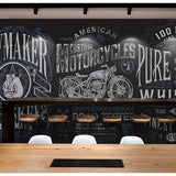 personality-retro-fist-large-mural-motorcycle-locomotive-restaurant-cafe-bar-background-wallpaper