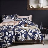 Luxury Egyptian Cotton Bohemia Duvet Cover Set Pastoral A