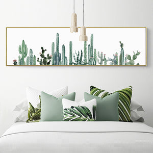 nordic-cactus-flower-poster-plant-canvas-printing-paintings-wall-art-pictures-bedroom-living-room-home-office-decor