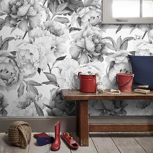 custom-3d-mural-wall-black-white-peony-flower-watercolor-3d-wallpaper-living-room-bedroom-tv-background-home-decoration-fresco