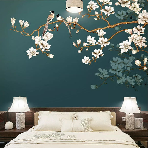 custom-wall-paper-mural-hand-painted-chinese-style-flowers-birds-living-room-bedroom-interior-decoration-wall-painting-wallpaper-papier-peint