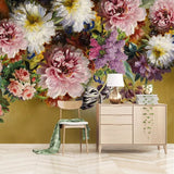 custom-any-size-3d-wall-mural-wallpaper-painting-european-style-retro-hand-painted-floral-flowers-living-room-sofa-bedroom-decor-papier-peint-flowers