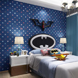 blue-five-pointed-star-boy-girl-living-room-background-3d-wall-papers-home-decor-bedroom-wallpaper-roll-papel-contact