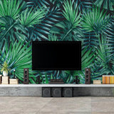 custom-wall-mural-wallpaper-european-style-nordic-simplicity-rain-forest-plant-banana-leaf-pastoral-wall-painting-wallpaper-3d-papier-peint