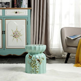 new-chinese-american-ceramic-drum-stool-porcelain-living-room-tea-table-dressing-shoes-stool-home-round-porcelain-ceramic-stool-sofa-table