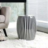 modern-sofa-with-ceramic-drum-stool-dressing-shoes-stools-bathroom-model-room-decorations-black-with-white-porcelain-stool