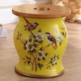 ceramic-stool-flower-bird-bamboo-and-wood-ceramic-drum-home-craft-bathroom-porcelain-ceramic-stool-sofa-table