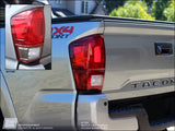 Tacoma Backup Light Overlay Decal fits 2016 2017 2018 +