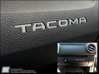 Toyota Tacoma Glove Box Fill-in Decal 2016 +