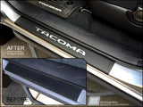 Toyota Tacoma Doorsill Decal. Fits 2016 +