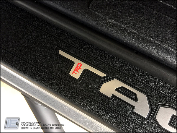 Toyota Tacoma Doorsill TRD Accent Decal / Sticker