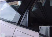 Rear Door Triangle Decals - Gen 1 Toyota Matrix