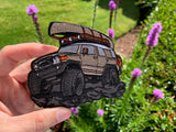 Adventure Toyota FJ Cruiser - Patch