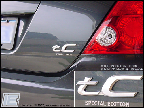 Special Edition Decal Sticker
