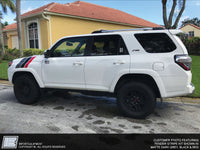 "Universal 3 Stripe Fender Decal Kit, fits Tacoma, 4Runner and more! (15"" Version)"