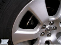 Caliper Stickers - Toyota Matrix or Corolla