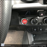 Toyota Tacoma Engine Push Button Decal Sticker 2016 +