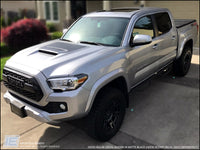 Toyota Tacoma HOOD BULGE - Glare Blocker Sticker / Decal 2016 +