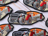 Ivan R/C Patch (Matching sticker included)