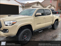 Toyota Tacoma TRD 4x4 Sport Graphics Kit - Fits 2016 2017 2018 2019 2020