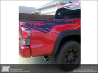 Replacement Pieces (NOT FULL KIT) - Toyota Tacoma TRD PRO Graphics Kit - Fits 2016 2017 2018 2019 2020
