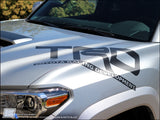 Huge TRD Sticker - Tacoma FJ 4Runner Tundra Sequoia