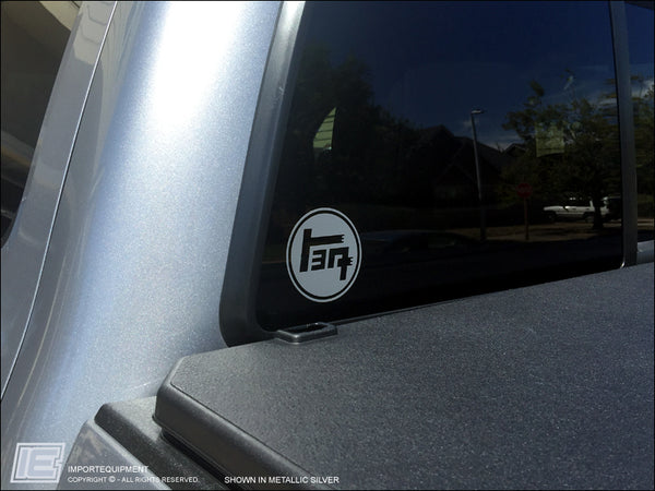 TEQ Decal - Size: 3.5""