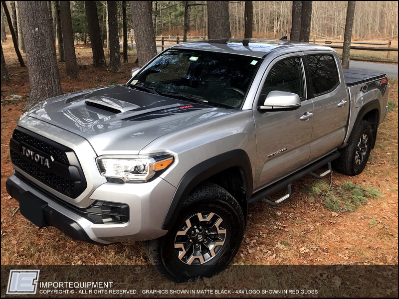 Toyota Tacoma Trd 4x4 Off Road Graphics Kit Fits 2016