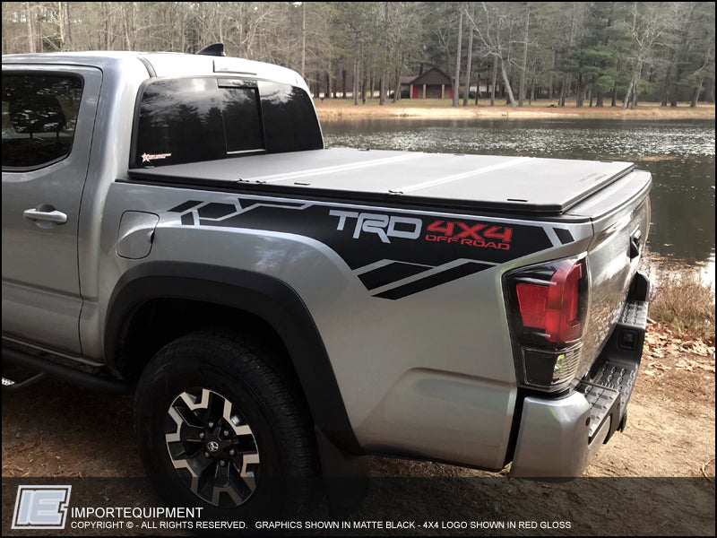 Toyota Tacoma TRD 4x4 Off Road Graphics Kit - Fits 2016 ...