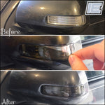 Mirror Blinker Overlay Decal