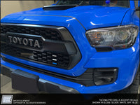 Tacoma PRO Grille Accent Decals Stickers, Fits 2016-2021