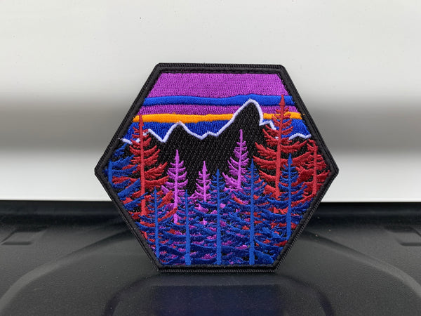 Treeline v5 Patch - Purple