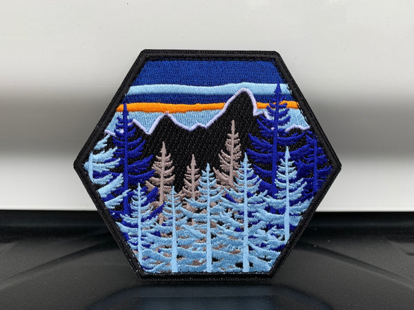 Treeline v6 Patch - Blue