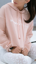QUEENTEAM Cropped Sweatshirt